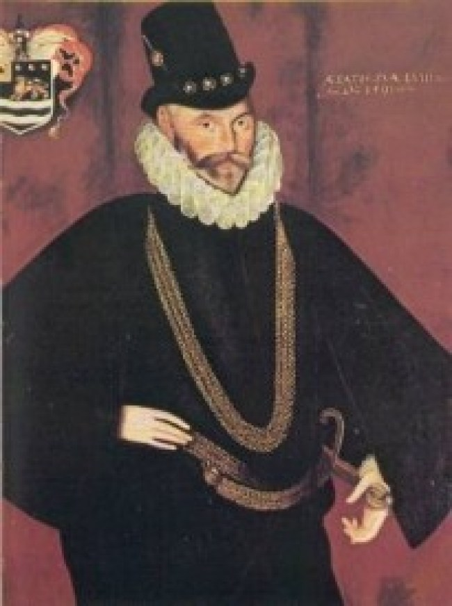 John Hawkins 1532-1595