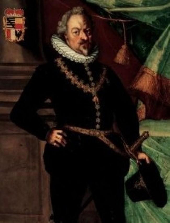 Karl I of Liechtenstein 1569-1627