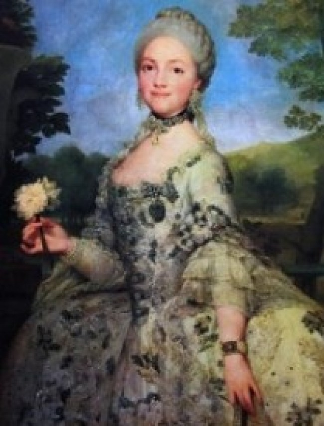 Maria Luisa of Parma 1751-1819