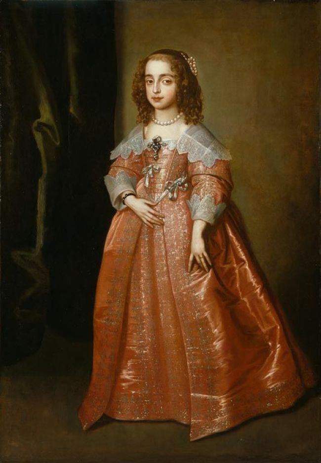 Mary of Orange 1631 - 1660