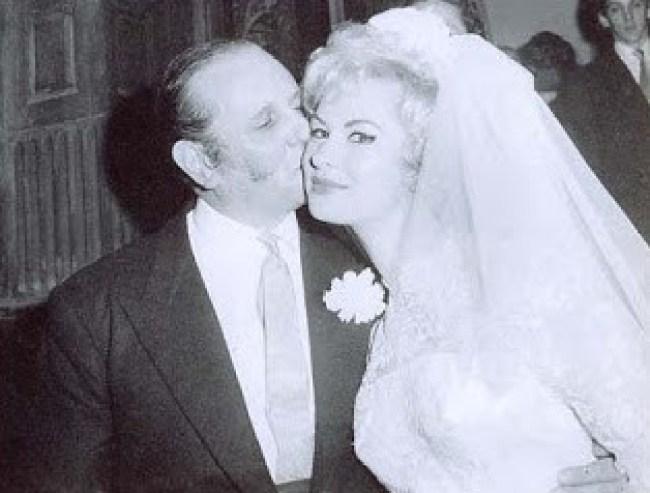 Novotny marries Horace Dibden