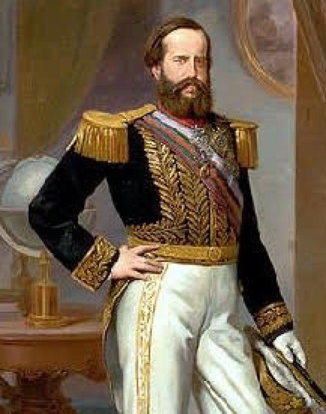 Pedro II of Brazil 1825-1891