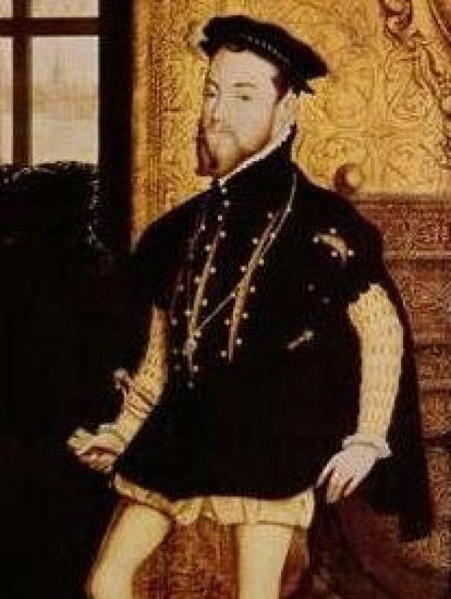Philip II 1527-1598