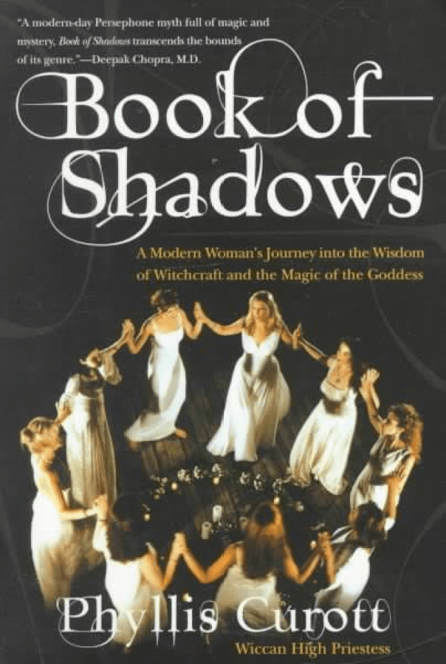 Phyllis Currot - Book of Shadows (foto Google)
