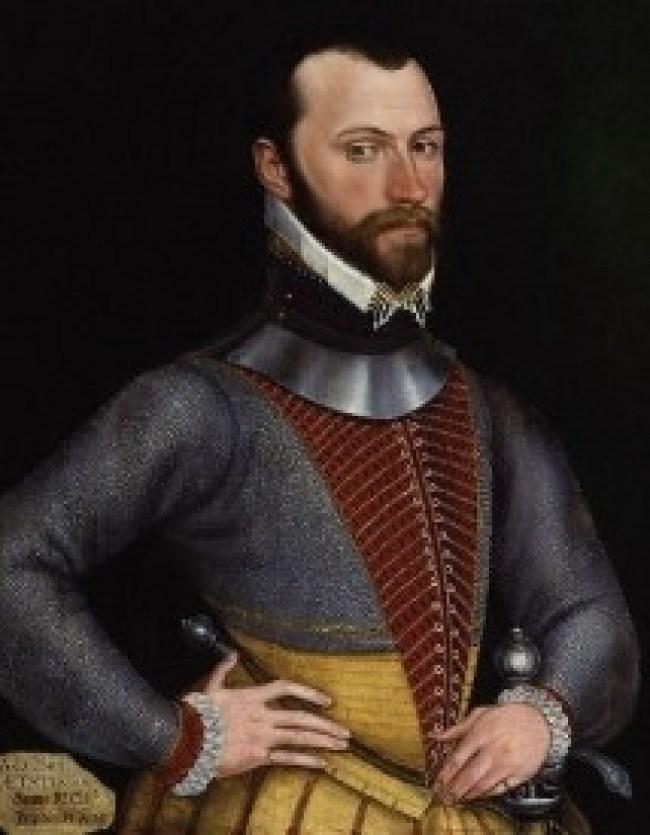 Richard Bingham 1528-1599
