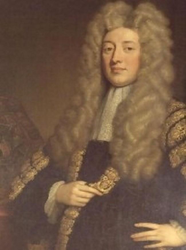 Simon Harcourt 1661-1727