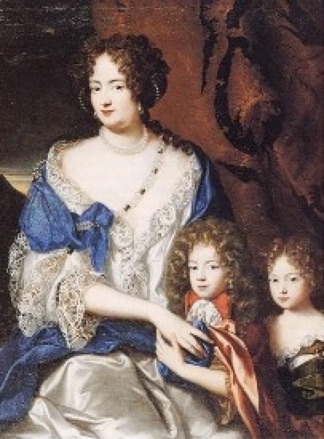 Sophia Dorothea of Hanover 1666-1726