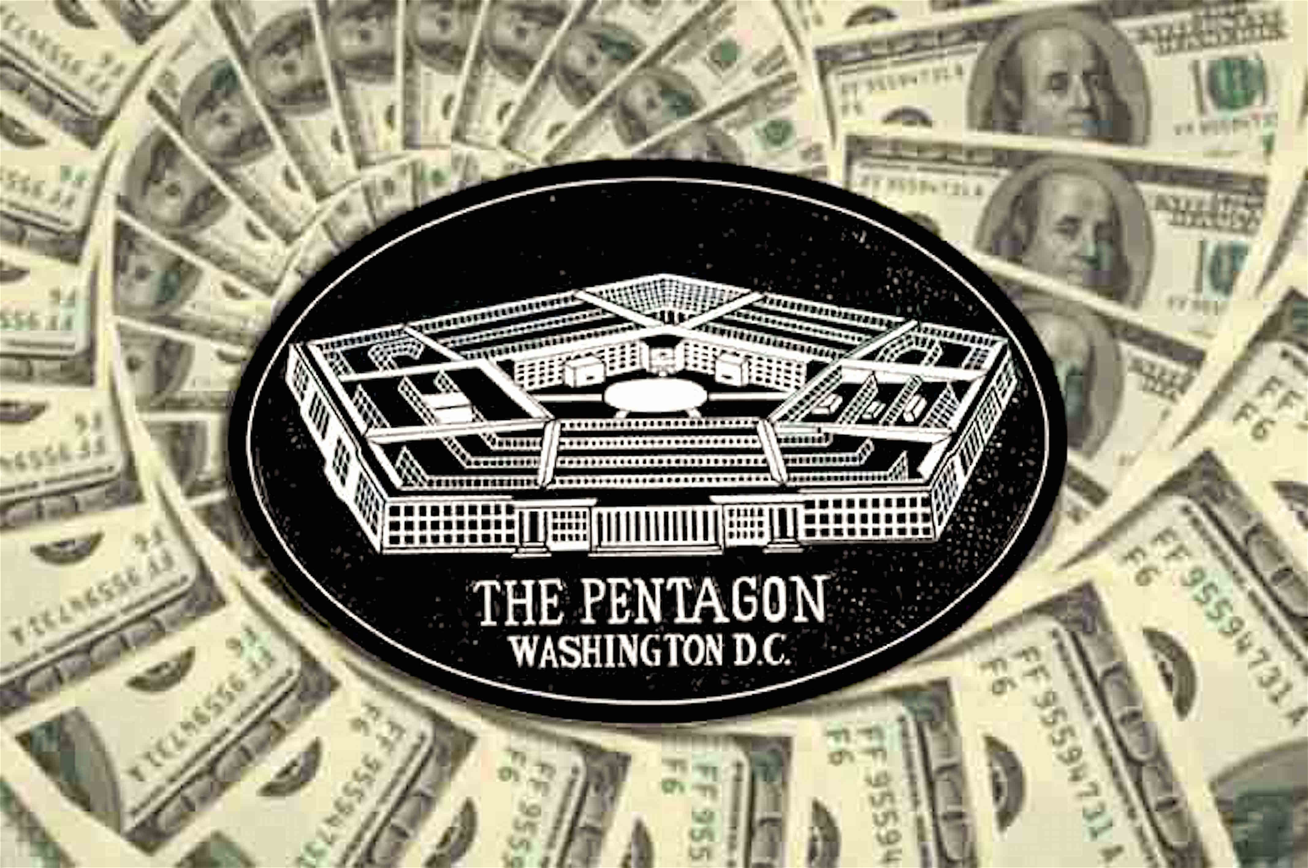 The Pentagon Has Never Been Audited Trillions Of Dollars Are Unaccounted For, Where Has It Gone? (foto CSGlobe)