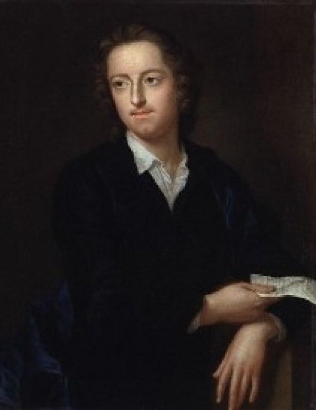 Thomas Gray 1716-1771