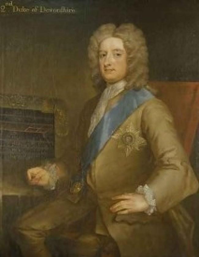 William Cavendish 1672-1729
