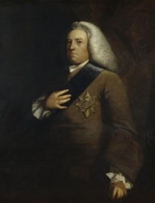 William Cavendish 1698-1755