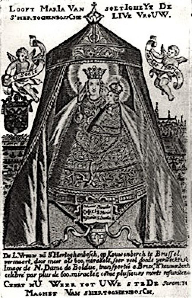 De Lieve Vrouwe Maria van 'S Hertogenbosch (foto philipvanegmond.nl)
