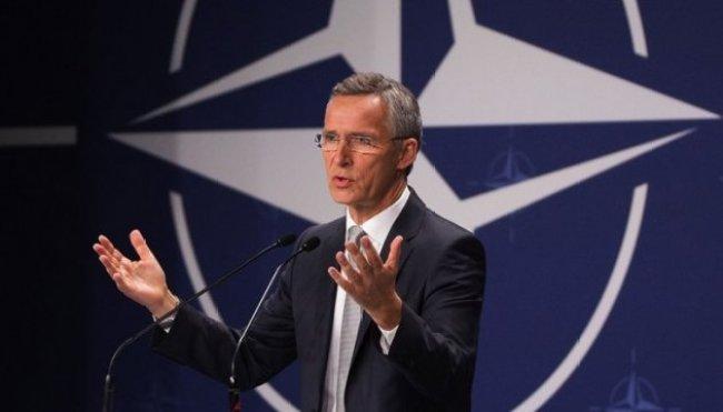 NATO Secretary General Jens Stoltenberg (foto Ukrinform)