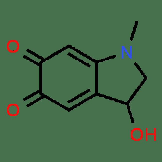Adrenochrome (foto Chemspider)