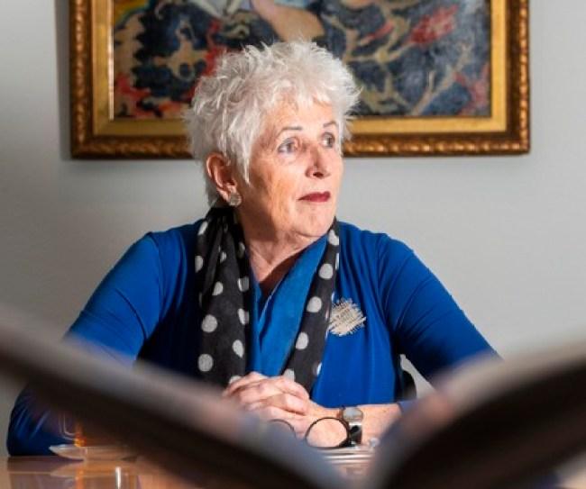 Burgemeester Hetty Hafkamp (foto Jan Jong:jjfoto.nl)