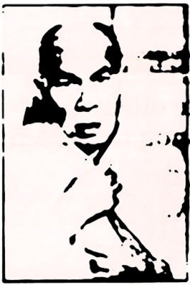Jaap Hoogstra Poster (foto Soiled Sinema)