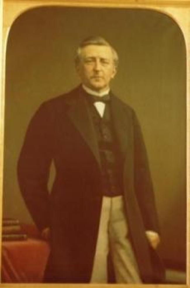Jhr Mr Cornelis van Foreest (foto GENi)