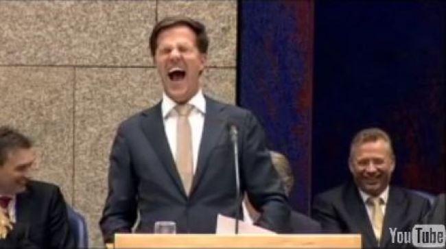 Lachen! (foto Hart van Nederland)