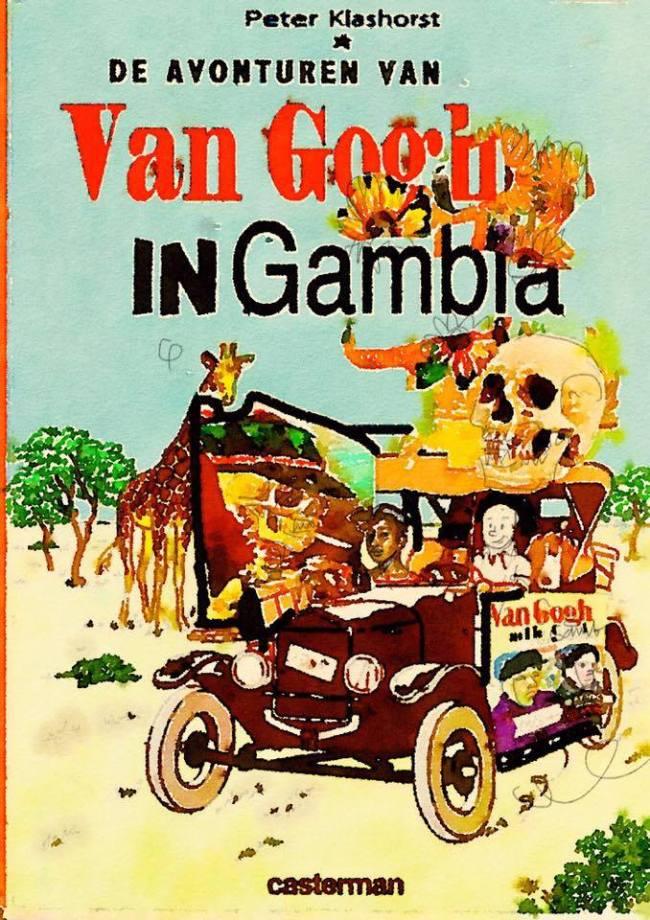 Peter Klashorst - De Avonturen van van Gogh in gambia