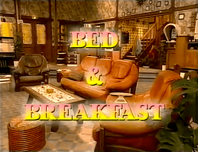Bed & Breakfast (foto YouTube)