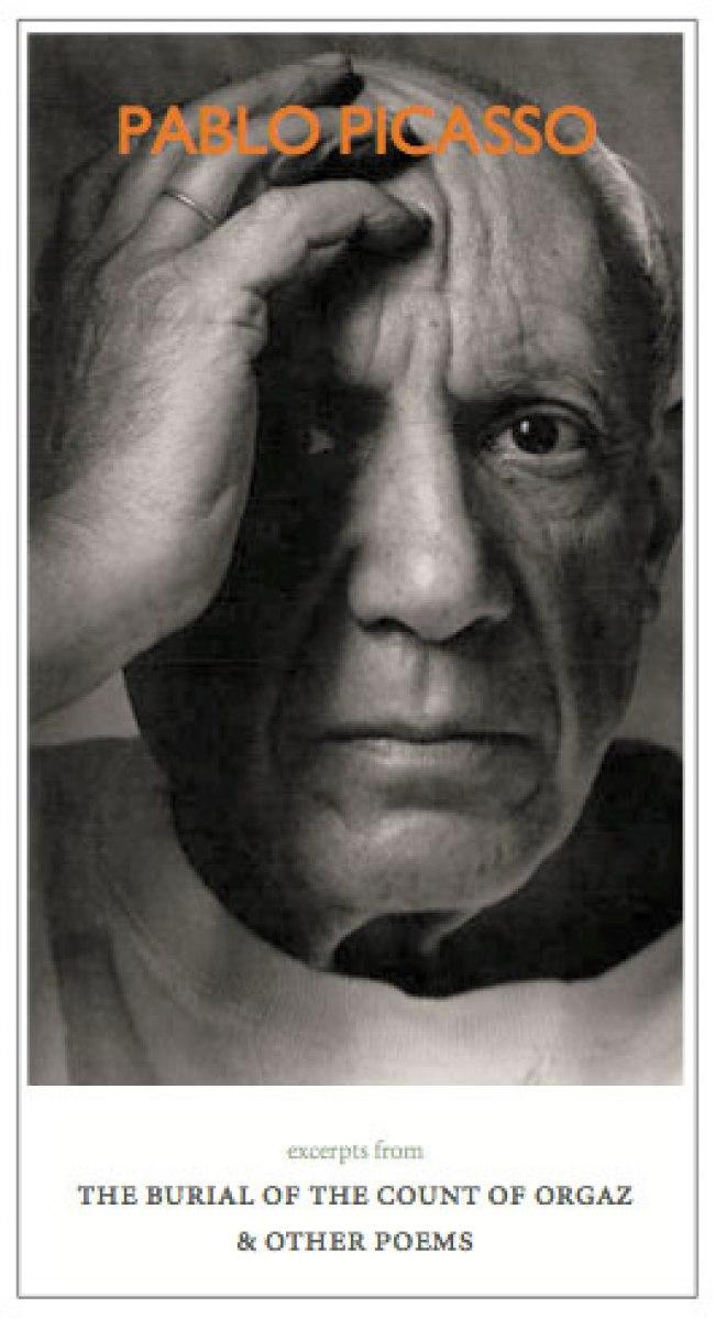 Cover UBU sampler Pablo Picasso (foto UBU.com)