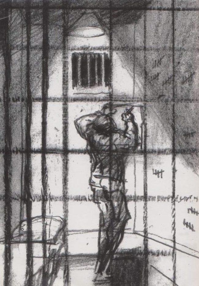 Eric Claus - De Nederlandse kunstenaar in de gevangenis gezet