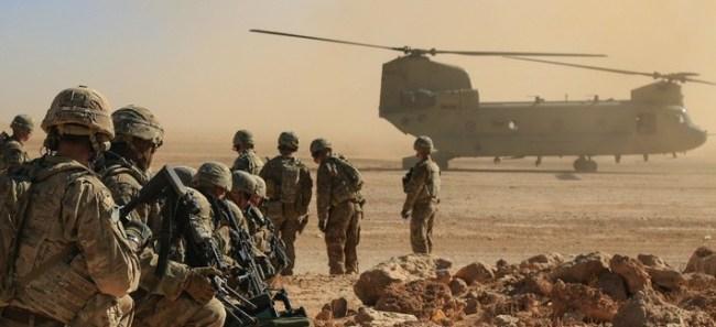 US Army movement in Iraq (foto Strategic Culture)