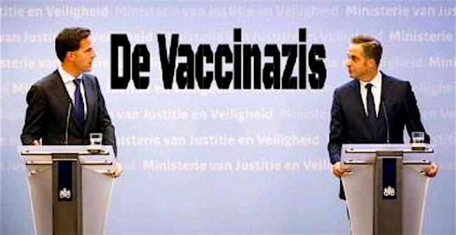 De Vaccinazis (foto Twitter)