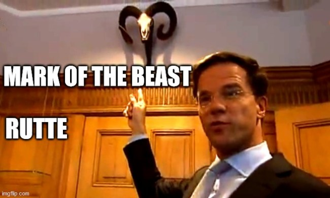 Mark of the Beast (foto Imgflip)