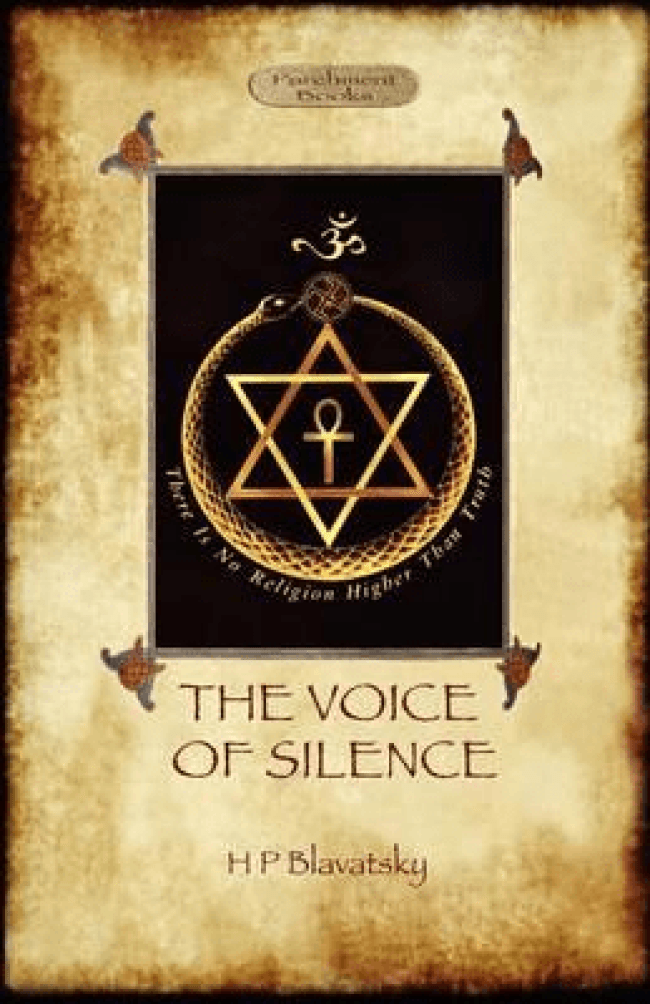 The Voice of the Silence By H. P. Blavatsky (foto bookdepository)