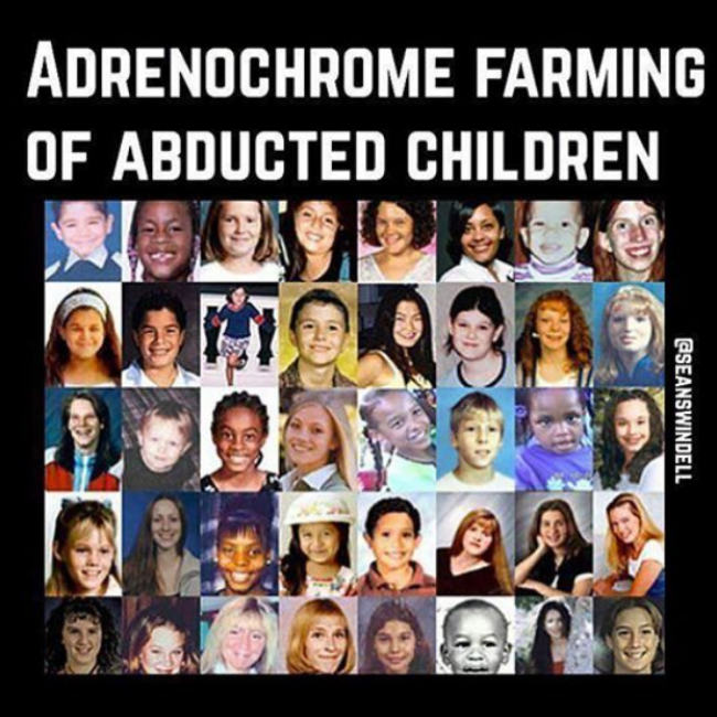 Anachrome farming of abducted children (foto Reddit)