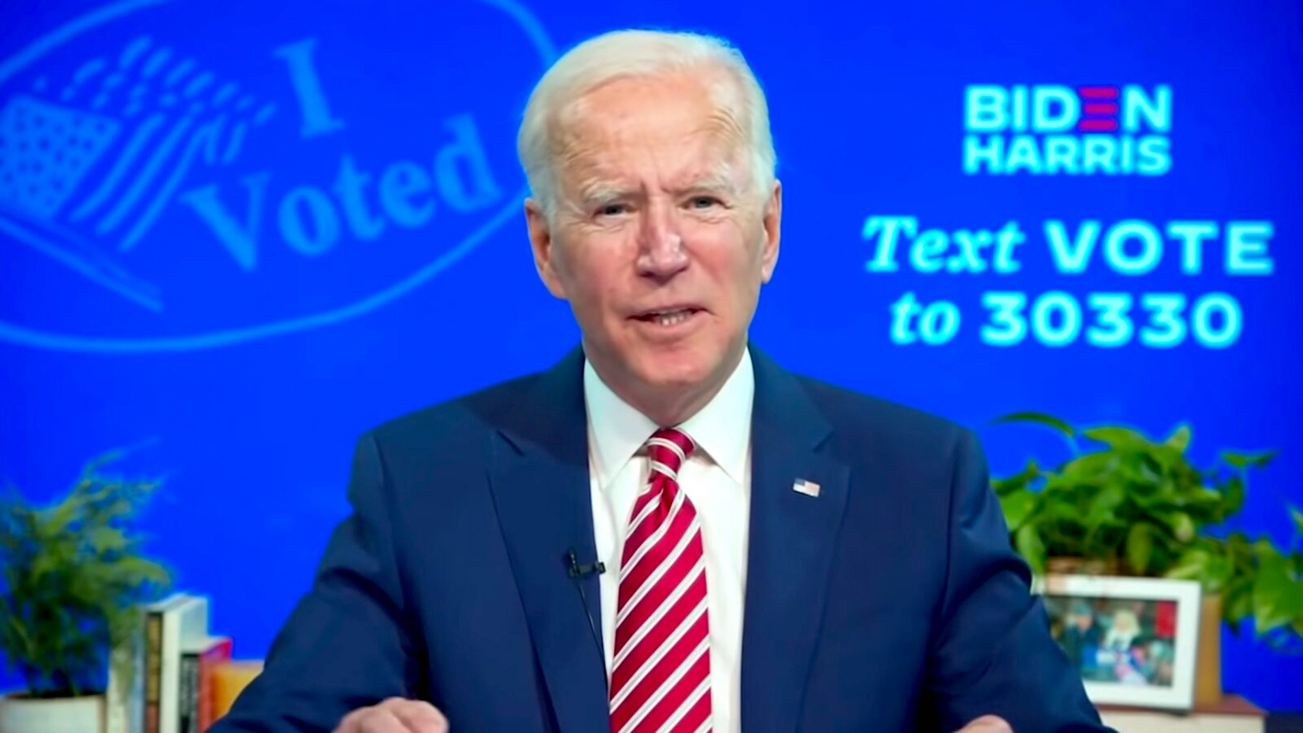 Biden Video, Distorted and Deceptively Edited (foto The New York Times)