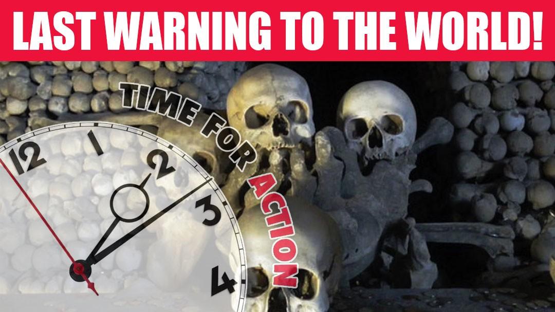 LAST WARNING (foto Wees de Weerstand)