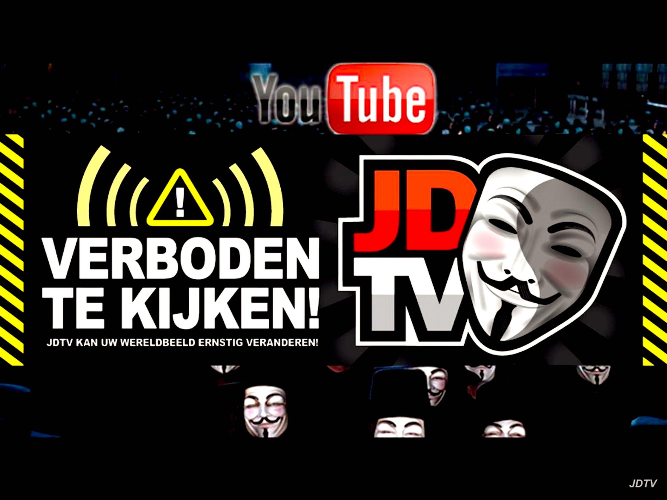 Verboden te kijken (foto JDTV)