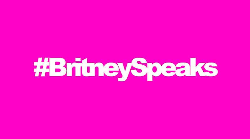 #BritneySpeaks