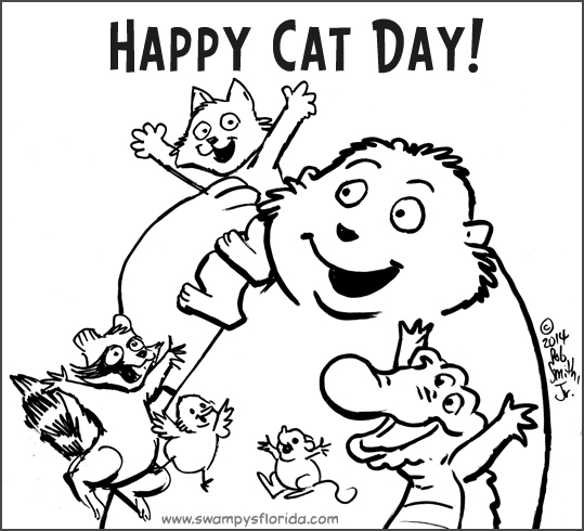 2014-1028-Happy-CAtDay-BW