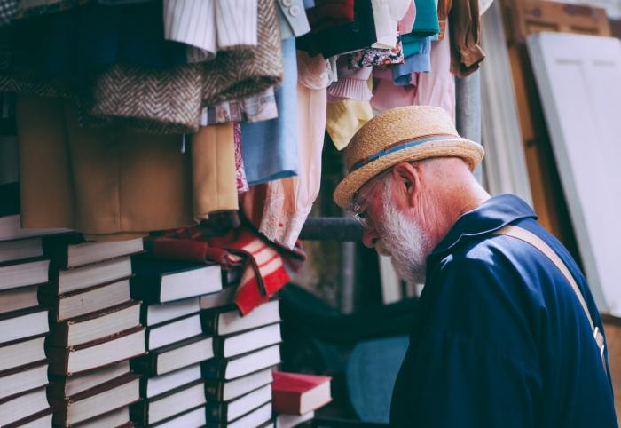 Como tomar gosto pela leitura aos 68 anos