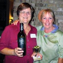 Vicki Moses and Susan Milosar