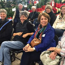The Garden Club at Calloway's; photo by Lori Slocum