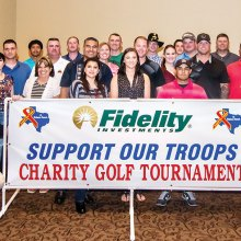 2016 SOT Golf Military Guests
