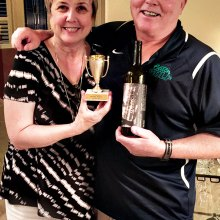 April winner: Dan and Vicki Shoemaker