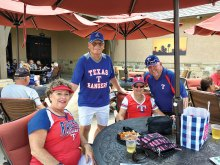 Frank and Nancy Freisheim and Larry and Brenda Alford