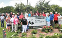Republican Club at Eisenhower birthplace