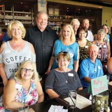 The Baby Boomers of Robson Ranch at the Grill