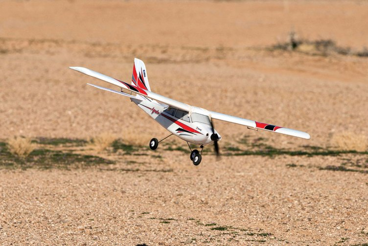 Enjoy the hobby of flying electric powered airplanes.
