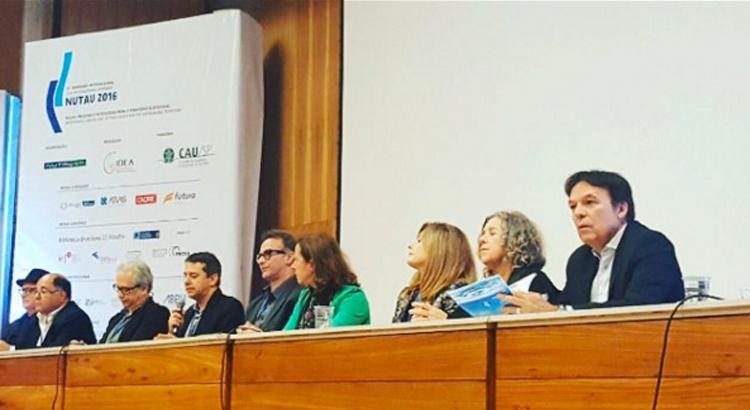 Bispo Rodovalho participa de seminário de sustentabilidade na Universidade de São Paulo (USP)