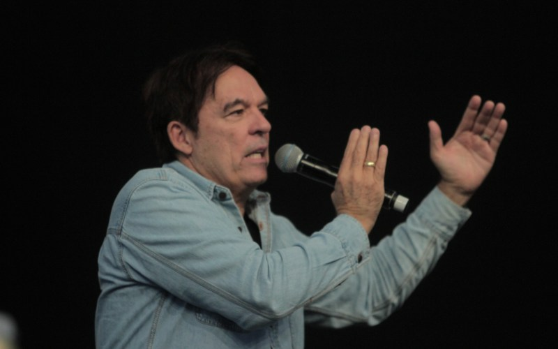 Bispo Rodovalho fala sobre a simbologia das Festas Proféticas no Campus Arena, em Brasília