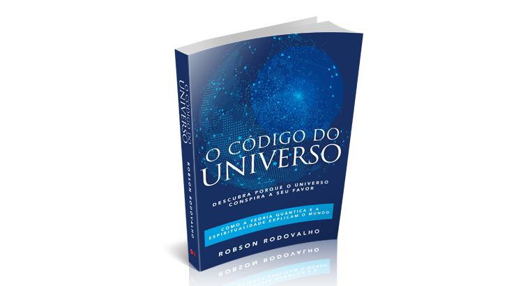 Livro O Código do Universo figura entre os mais vendidos na lista da Veja