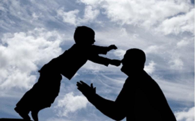 Pai- Excelência é aprender a receber, a repartir e a reproduzir