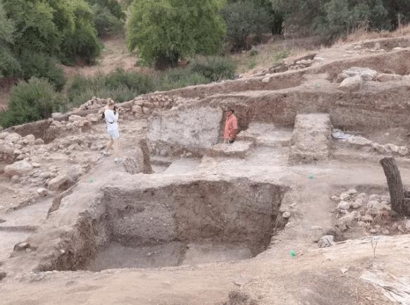 Arqueólogos encontram ruínas da cidade do gigante Golias